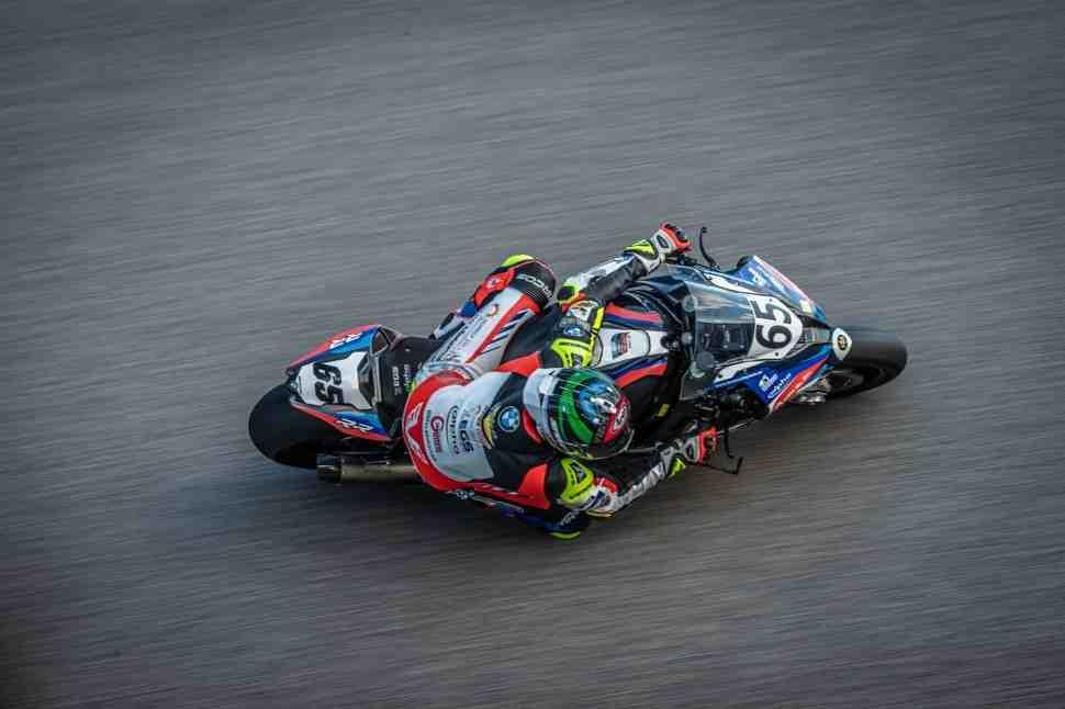 �������� ������ ���� ������ ������ � IDM Superbike � alpha Racing-Van Zon-BMW