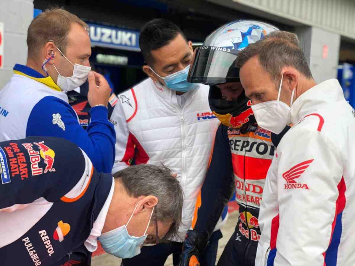 Эксперт MotoGP выдвинул самую очевидную теорию перерасхода резины на BritishGP