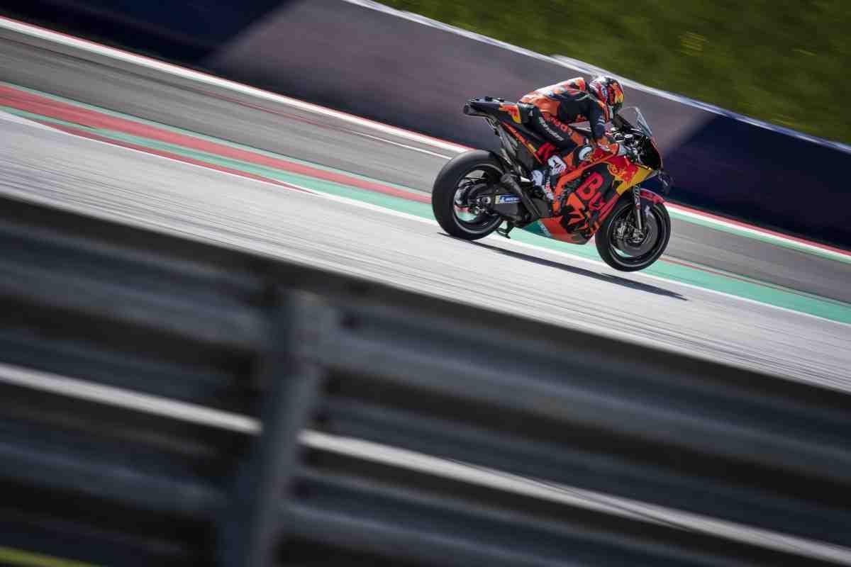 MotoGP: KTM Factory Racing отозвала wildcard для Дани Педросы на Гран-При Сан-Марино