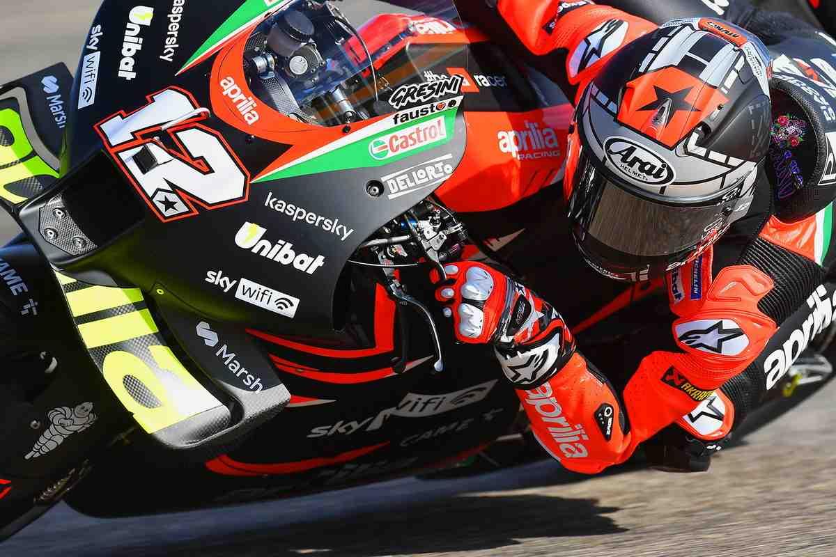 MotoGP: Последние минуты FP2 AragonGP - злобные осы и битва за место в ТОП-10