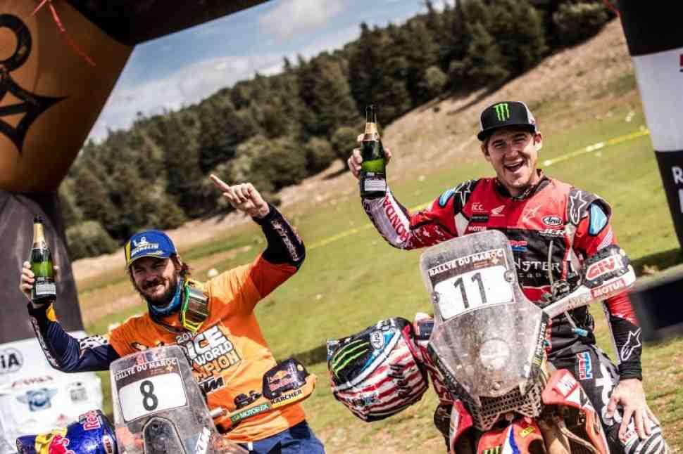 Последний рубеж перед Дакар-2019: KTM выигрывает Ралли Марокко