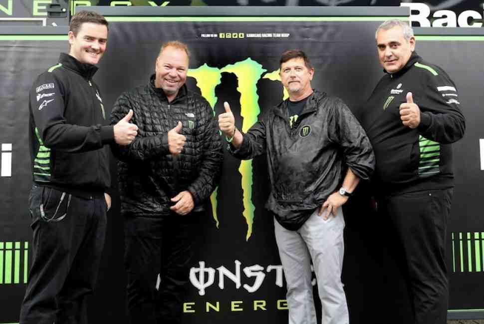 Мотокросс MXGP: сотрудничество Monster Energy и Kawasaki Racing Team продолжится