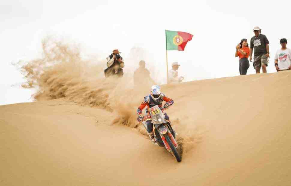 Дакар 2019: Тяжелый день Honda - удача для KTM. Нифонтова и Агошков приблизились к ТОП-50!