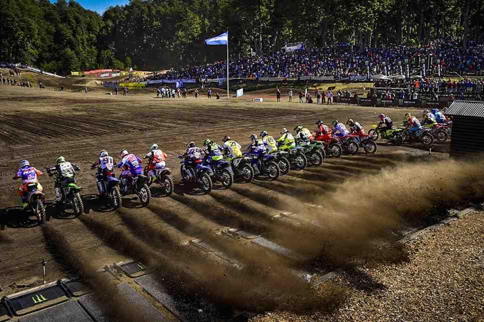 Мотокросс MXGP: списки участников 1 этапа Чемпионата Мира 2019, Гран-При Патагонии
