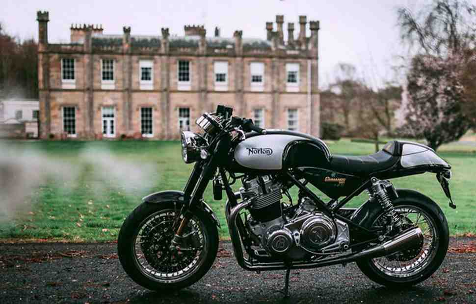 Norton Motorbikes ��������� ���������� ����� 300000 ������
