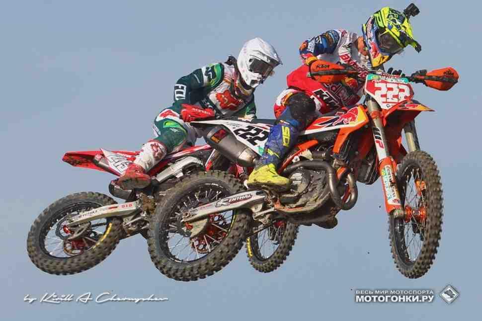 Чемпионат Мира по мотокроссу MXGP 2021: гонщики заводских команд
