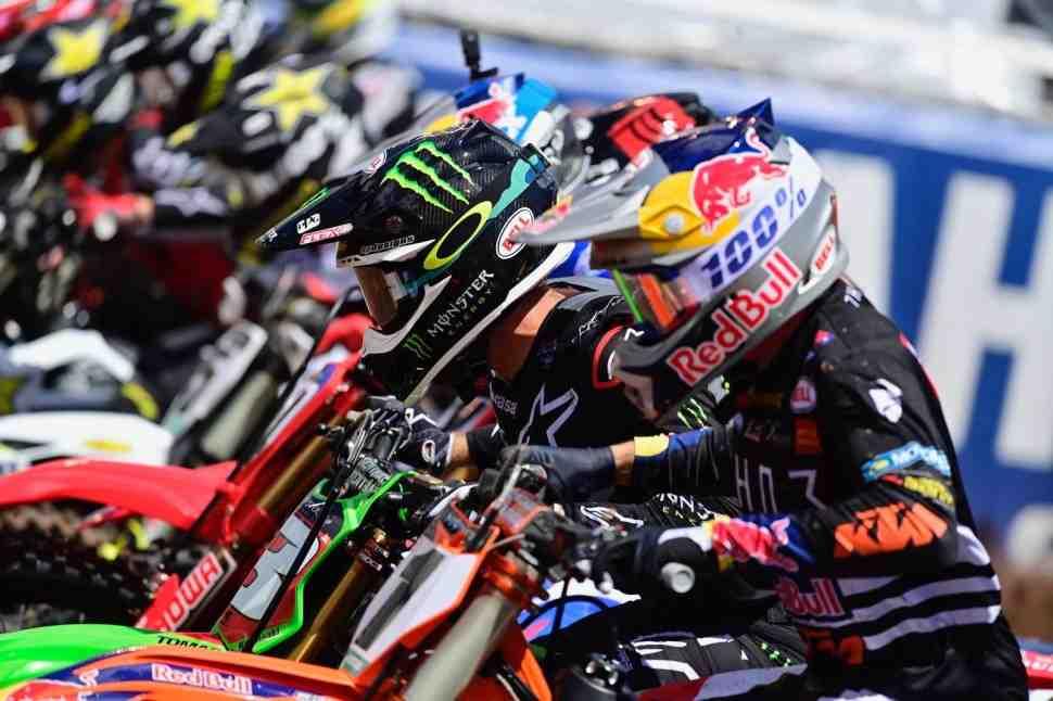 Открывая сезон-2021: чем в мировом мотоспорте запомнился год минувший – AMA Supercross
