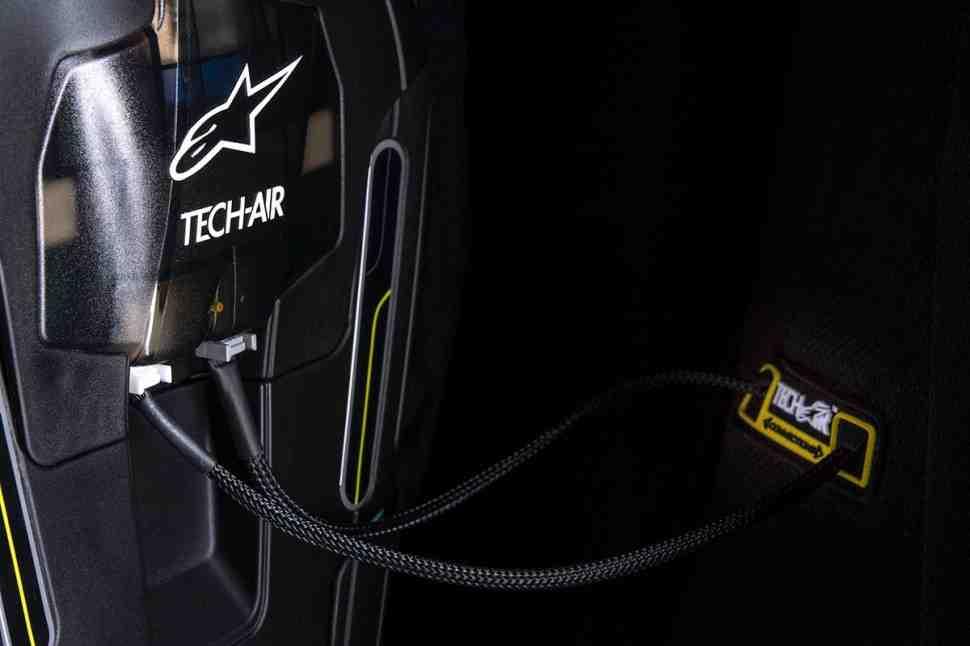 Alpinestars ответила на претензии Dainese по Tech-Air