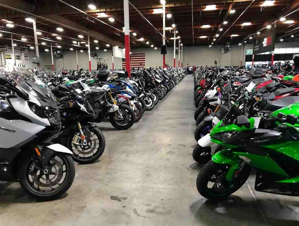Покупка мотоцикла в Америке снова актуальна