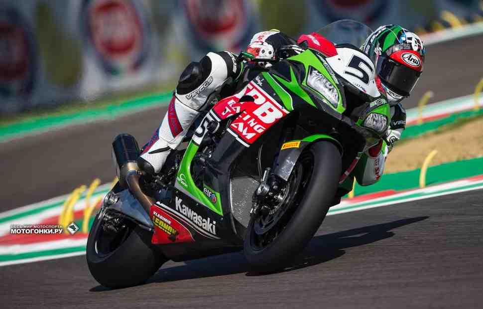 WSBK: SPB Racing Team - Вкус Италии