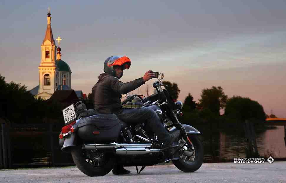 Harley-Davidson выпустила 5-миллионный мотоцикл