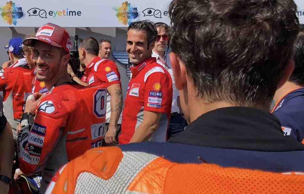 MotoGP: Марк Маркес прошел вперед Ducati на квалификации Гран-При Австрии