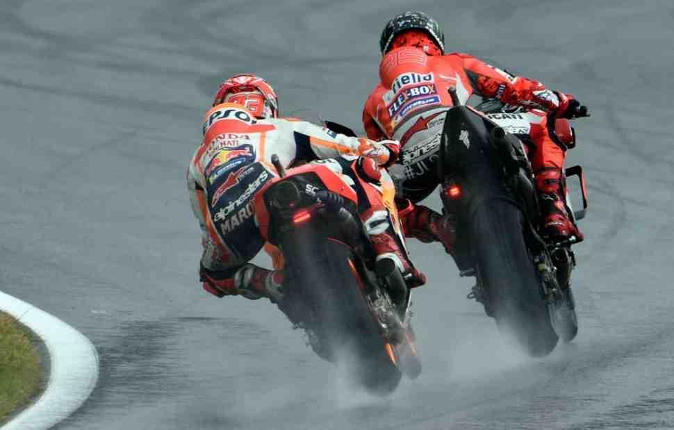 MotoGP: Маркес vs Ducati - Ситуация на Red Bull Ring после FP3