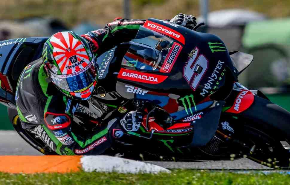 Red Bull RIng: Жоан Зарко снова быстрейший Yamaha в MotoGP