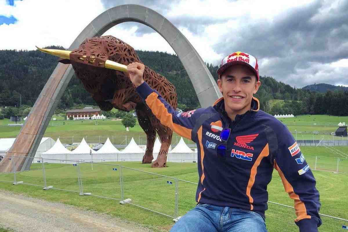 Хлопнуть бычка: Red Bull Ring - последний трек MotoGP, не покорившийся Марку Маркесу