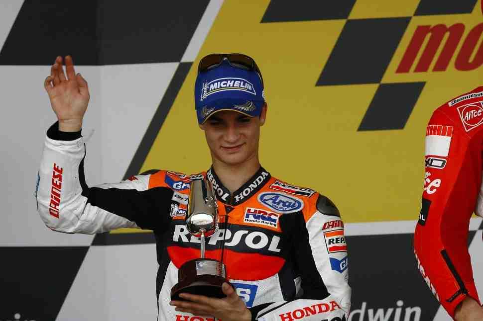 MotoGP: Дани Педроса согласился стать тест-пилотом KTM Factory Racing