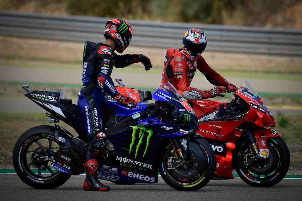 Ducati Lenovo Team захватывает плацдарм в Арагоне: результаты квалификации MotoGP