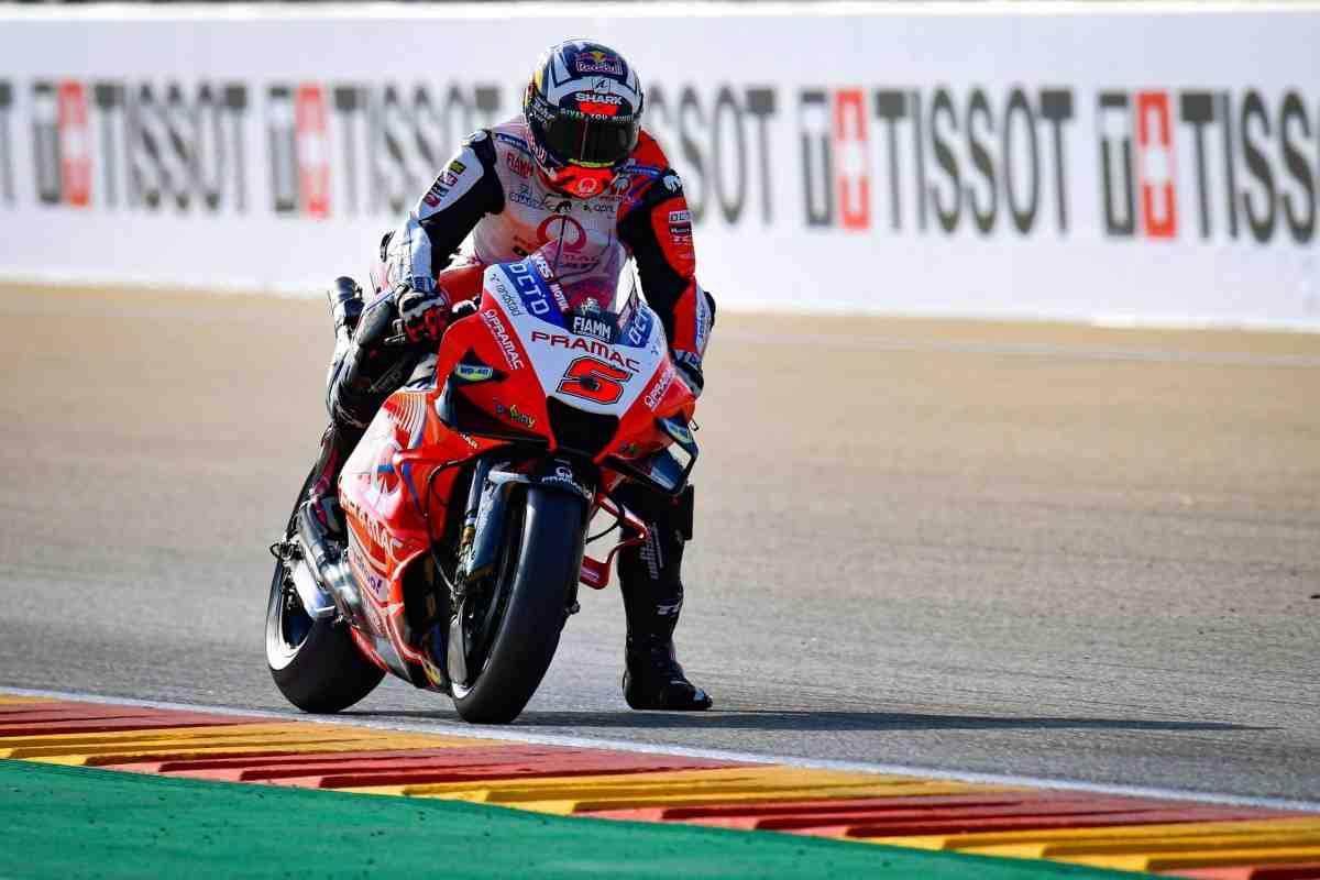 MotoGP: Жоан Зарко с большим запасом обошел соперников в Q1 Гран-При Арагона