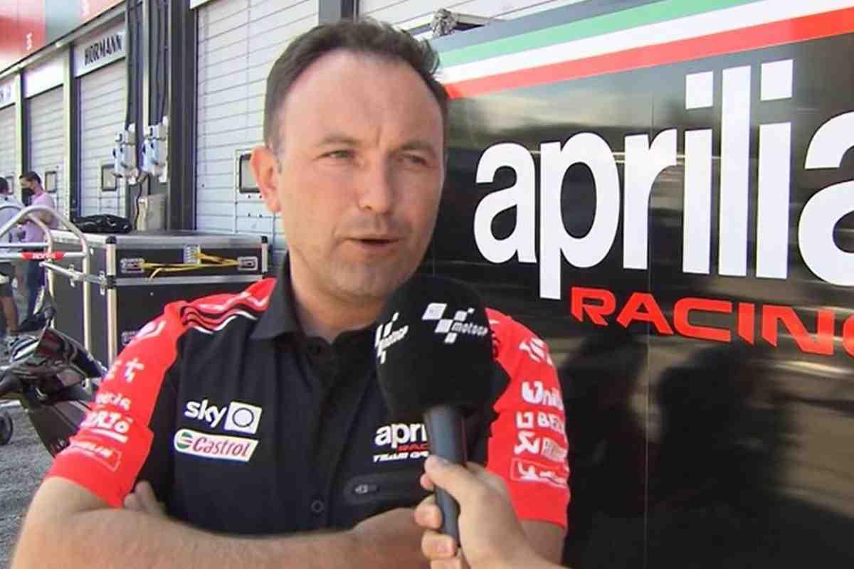 MotoGP: Прогресс Aprilia и первый контакт с Мавериком Виньялесом глазами Паоло Боноры