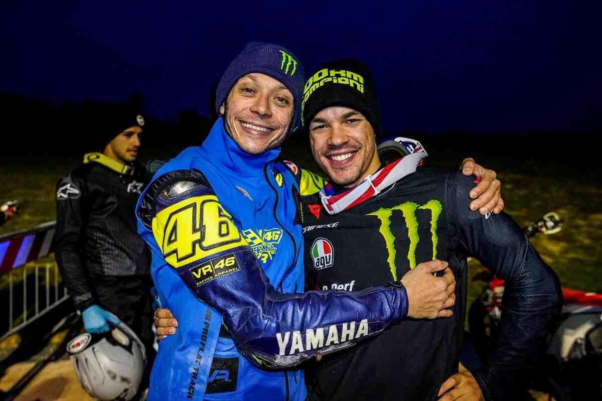 MotoGP: Валентино Росси рад за Баньяю, но ждет Мизано, где вернутся Морбиделли и Довициозо