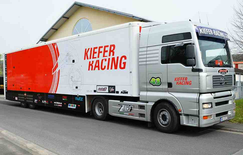 Kiefer Racing ������ ������ �� Yamaha � ������� ������� �� Moto2 � World Supersport � 2020 ����