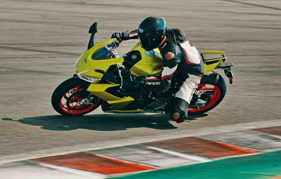 ����� ��������� Aprilia RS 660 ��������� � ���������� � Moto America?