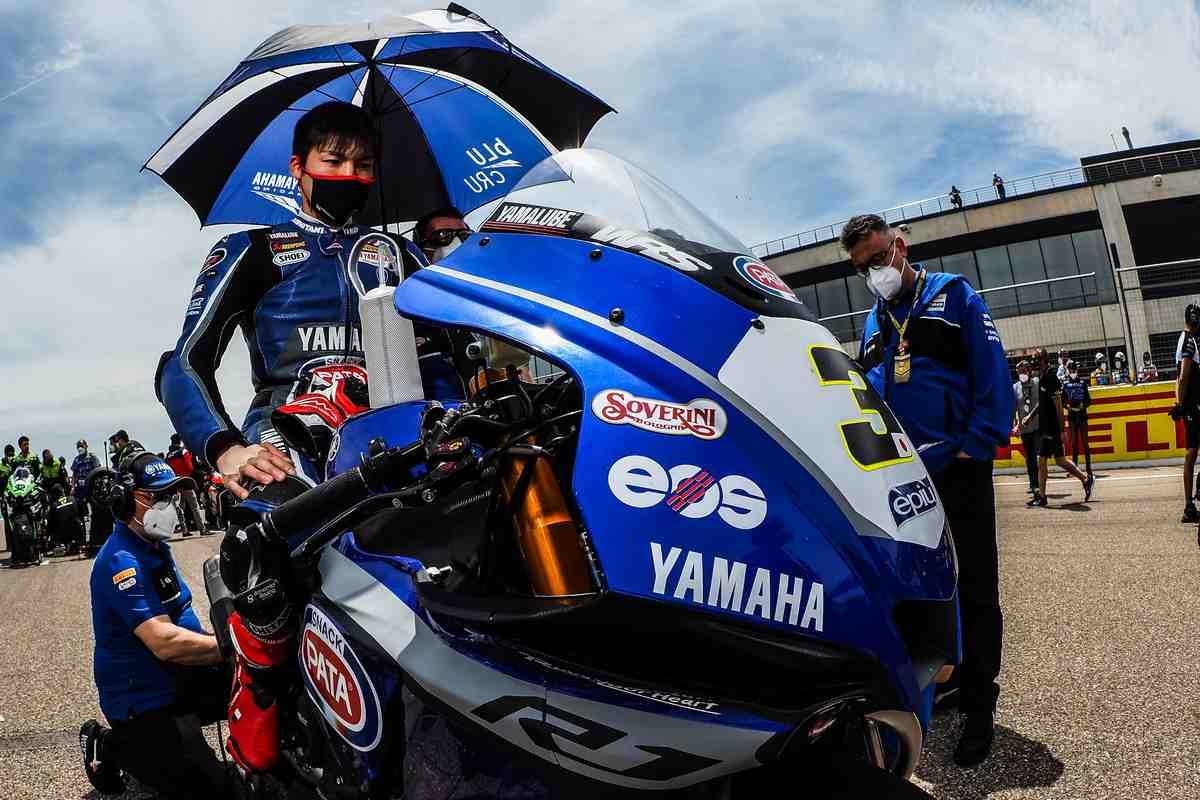 ������� ������ ���� ������ ���������� � ������: Yamaha �������� ��� �������� � World Superbike