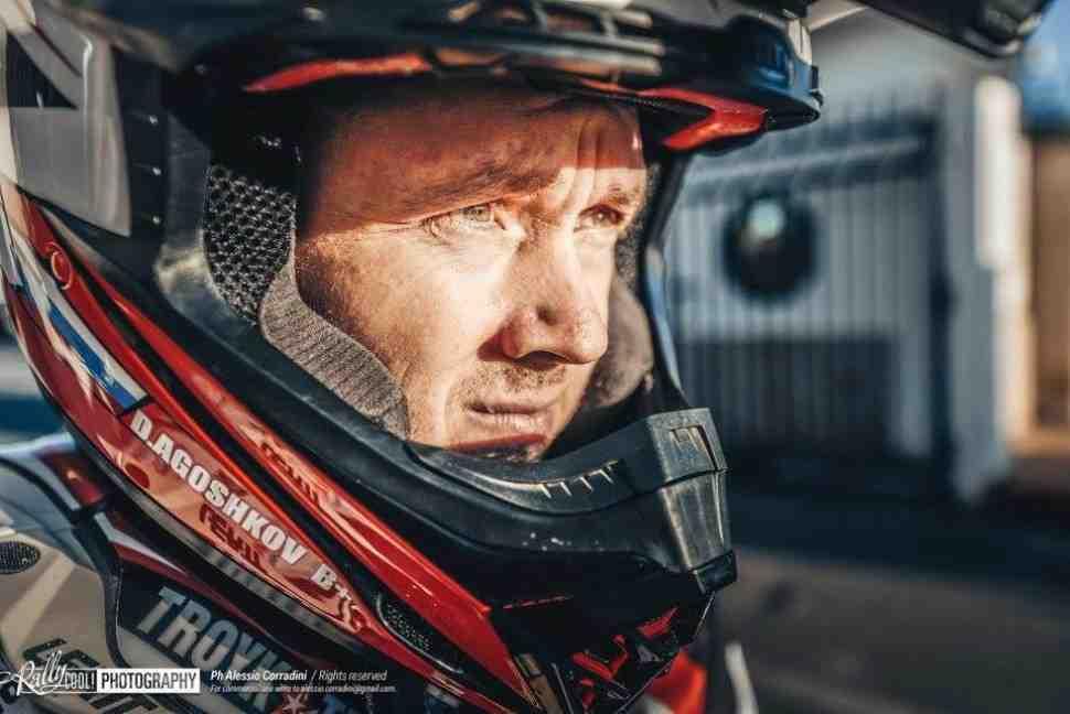 Дакар-2020: Дмитрий Агошков готовится к новым испытаниям