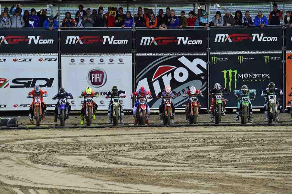 Мотокросс MXGP/MX2: троим гонщикам аннулировали результаты Гран-При Нидерландов 2018