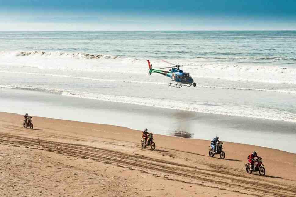 Дакар 2019: Экватор гонки пройден - итоги первой половины ралли-марафона