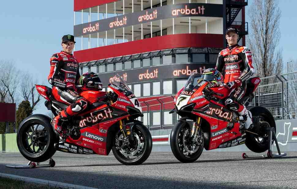 WSBK: ����� ������� - �� Ducati ��������� ��������� 2019 ����, � ������� ��������