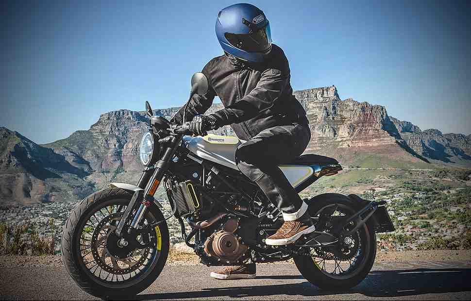 Husqvarna переезжает в Индию; ближайшая цель Bajaj Group - сделка по Triumph Motorcycles