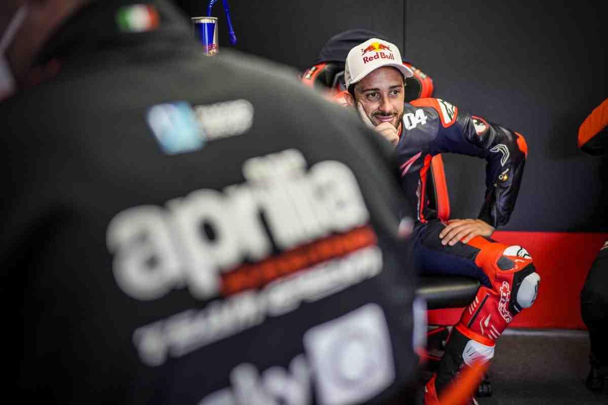 MotoGP: Андреа Довициозо поспешил опровергнуть слух о контракте с Aprilia, но... Всегда есть «но»!