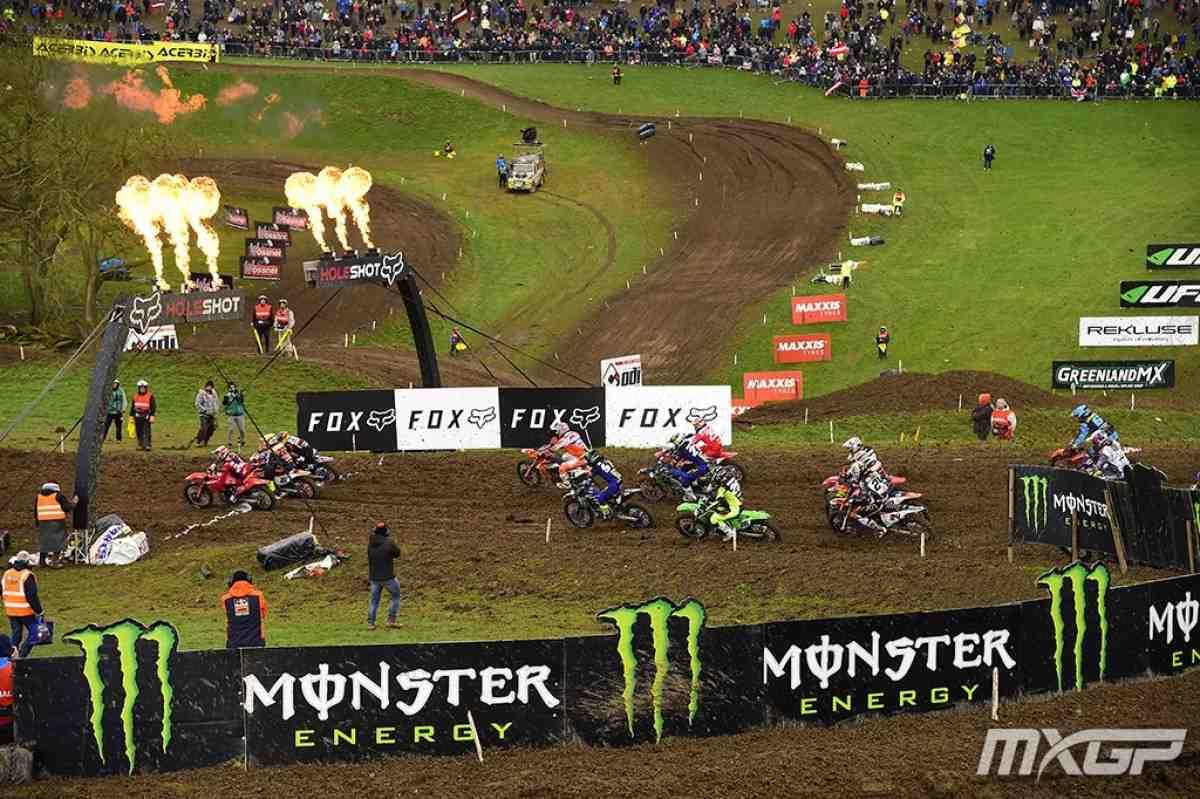 Мотокросс: началась продажа билетов на Гран-При Великобритании MXGP