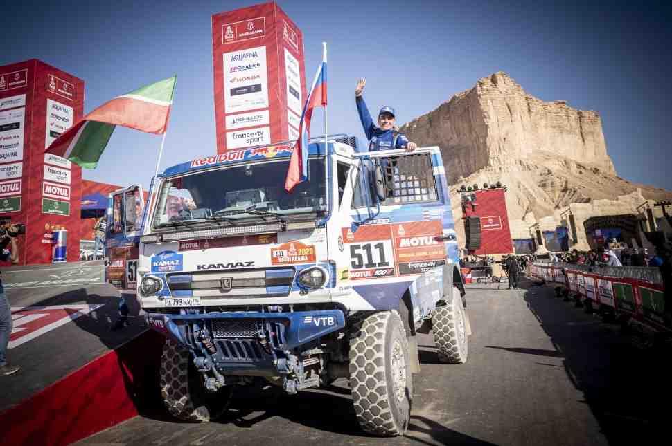 Dakar2021: Ралли-марафон ДАКАР 2021 в деталях