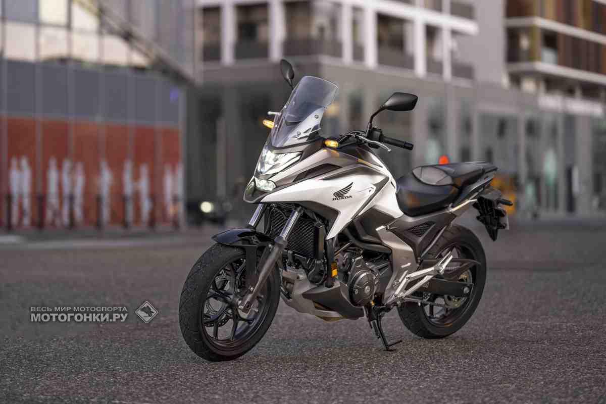 Тест-драйв Honda NC750X (2021): Примерный горожанин