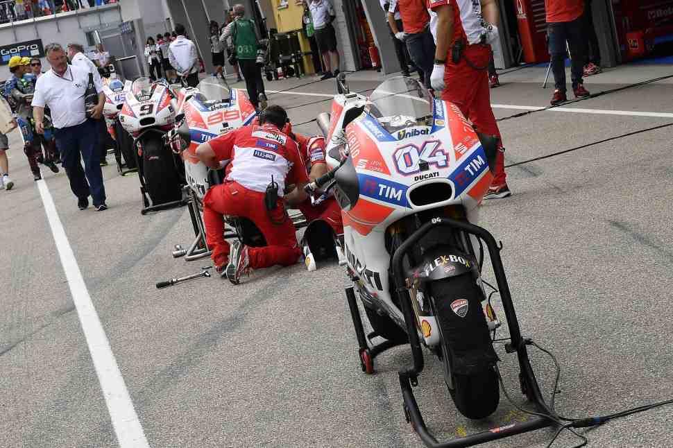 MotoGP: Ducati возвращается в Sachsenring с осторожностью