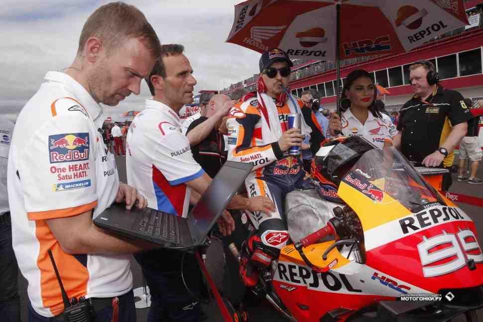 MotoGP 2020 - обратный отсчет: 7 дней до старта; прогноз погоды - экстремальный