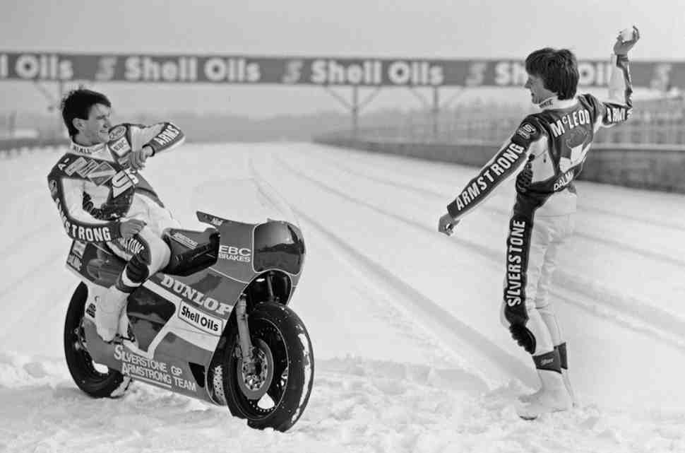 MotoGP 2020 - обратный отсчет: Снег и другие крайности - возможно все!