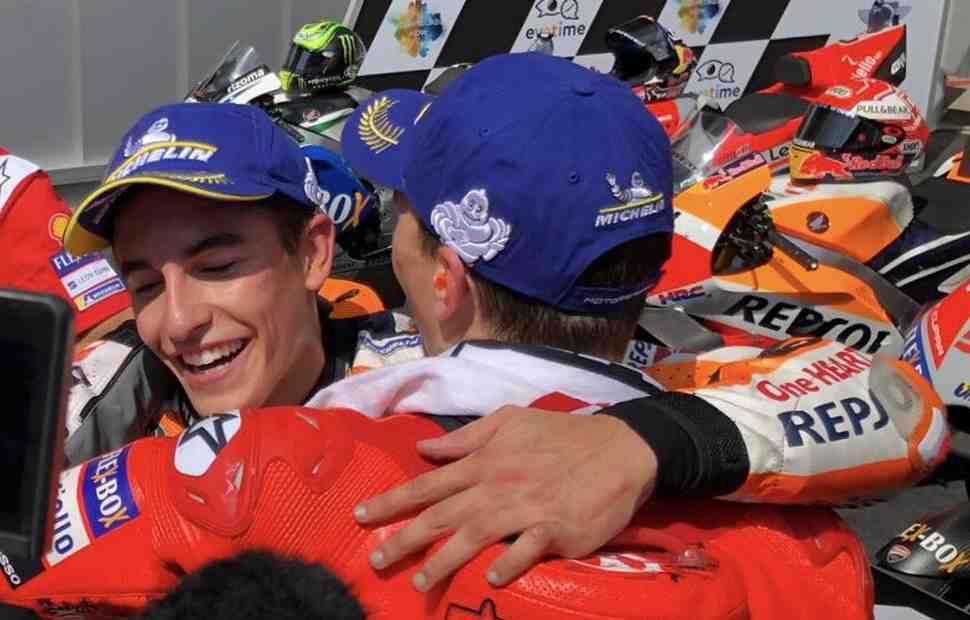 MotoGP: Результаты Гран-При Австрии