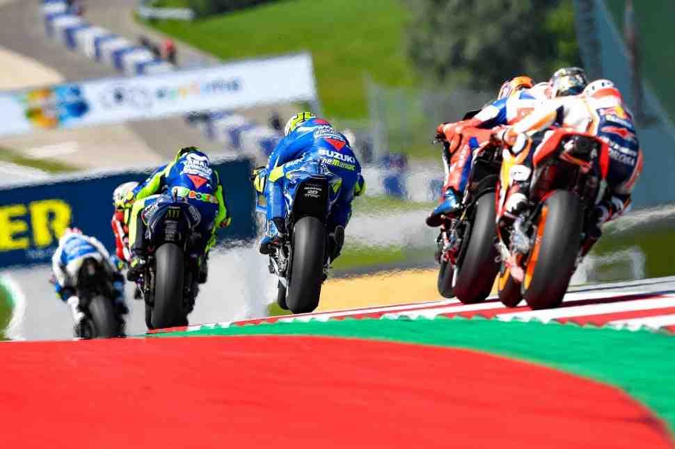 MotoGP: Росси - о Гран-При Австрии: Если бы у меня был хотя бы один круг в Q2...