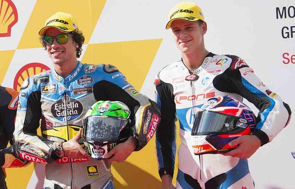 Почти официально: Морбиделли и Куартараро вошли в состав Petronas SIC Yamaha MotoGP
