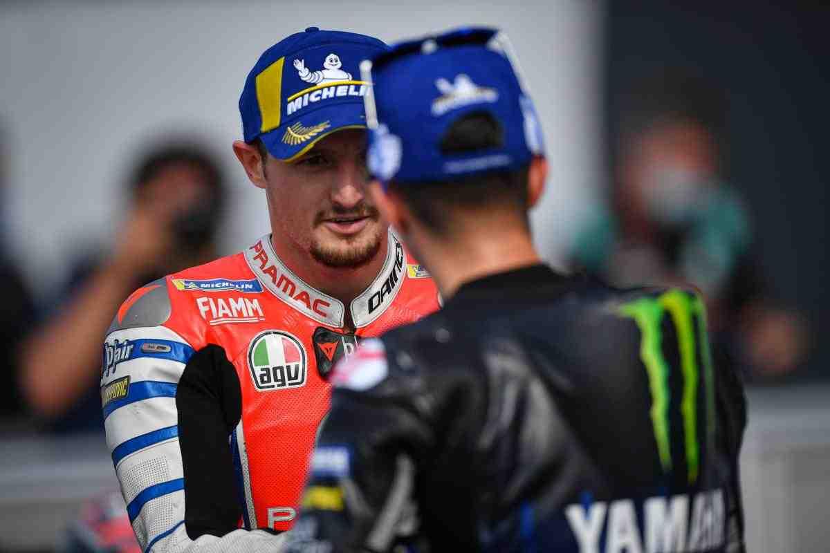Джек Миллер - о мире MotoGP и деле Маверика Виньялеса: люди забыли, за что именно нам платят