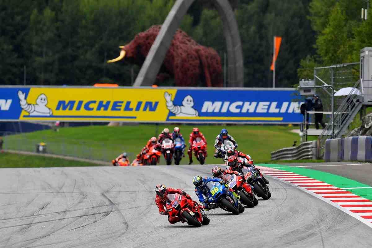 Red Bull Ring изменит дизайн 2-го поворота, чтобы сделать гонки MotoGP и Формулы-1 безопасней