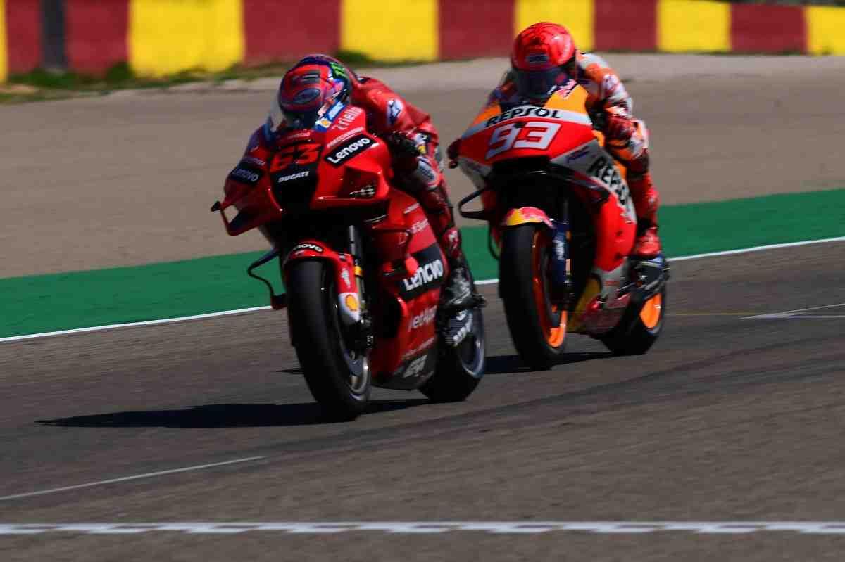 Гран-При Арагона MotoGP - Эффект дежа-вю: Ducati против Honda
