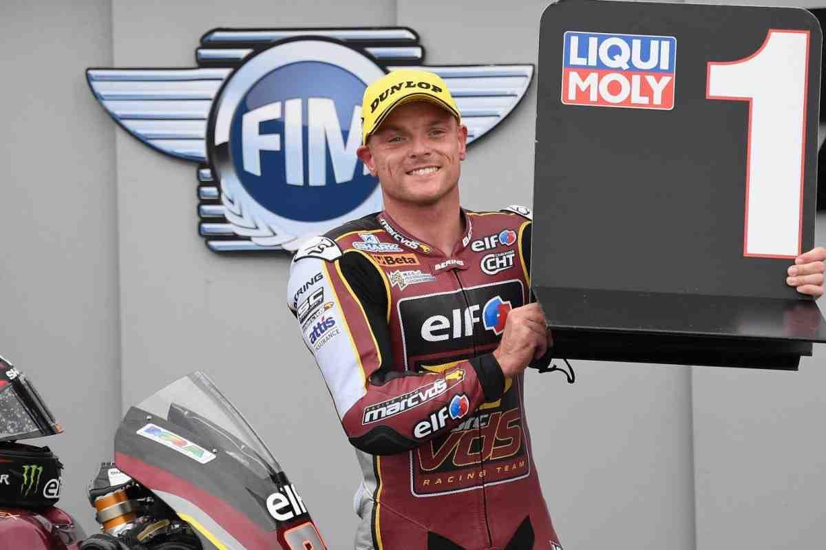 Moto2: Сэм Лоус в пятый раз на поул-позиции - Motorland Aragon его земля!