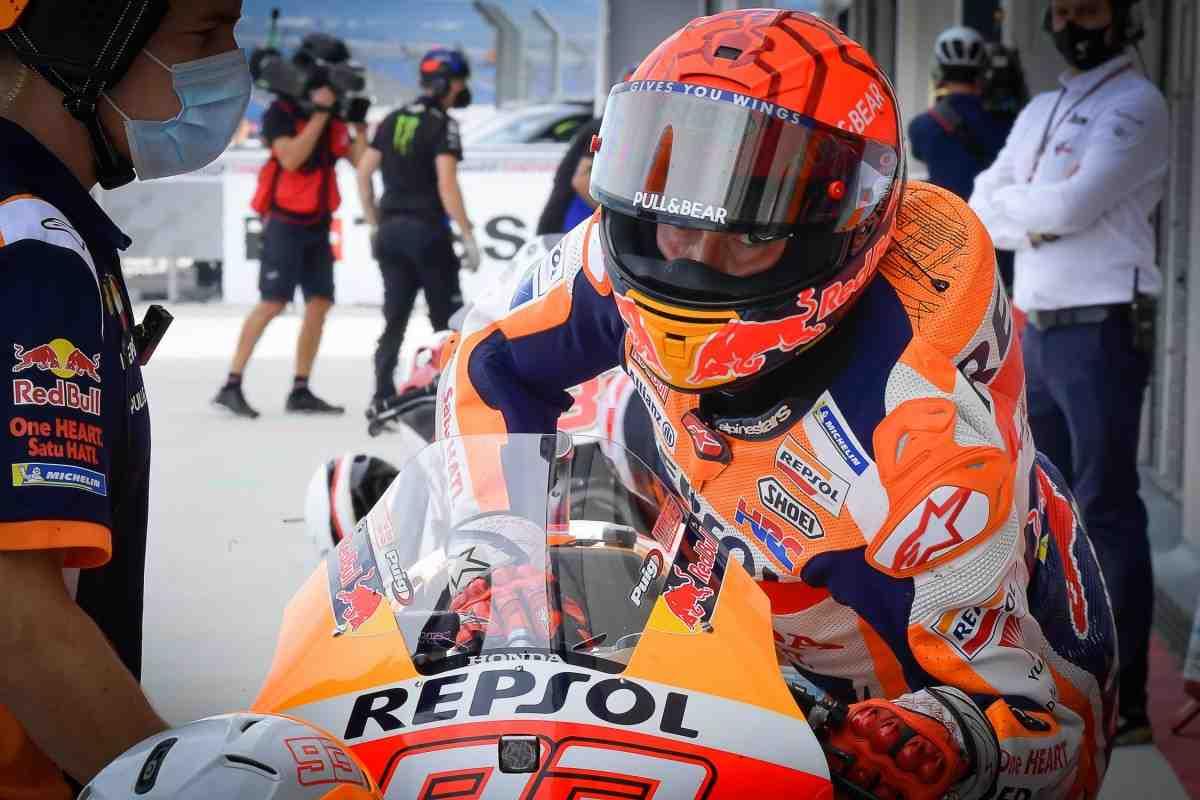 MotoGP: Марк Маркес готовит ответный удар - «Тело еще не готово», но цифры говорят обратное