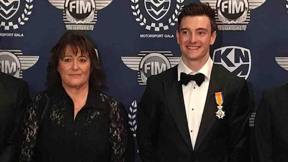 Чемпион MXGP Джеффри Херлингс стал рыцарем королевского ордена