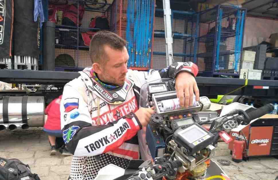 Дневники участников Dakar-2019: Дмитрий Агошков, день пятый, позитивный
