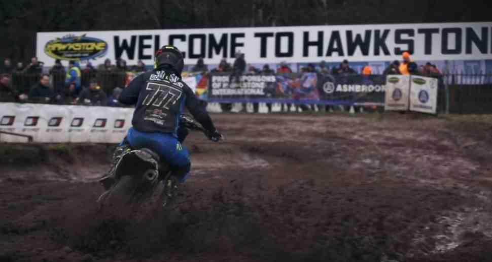 Мотокросс MXGP: Евгений Бобрышев о первой гонке в сезоне-2020 - комментарии и видео